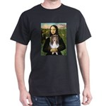 Mona Lisa's Sheltie (S) Dark T-Shirt
