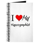 I Heart My Hypsographist Journal