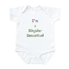 Singular Sensation - Infant Creeper