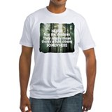Never Fear The Shadows - Faith Shirt