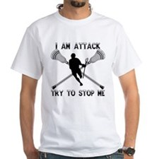 Lacrosse Attackman Shirt