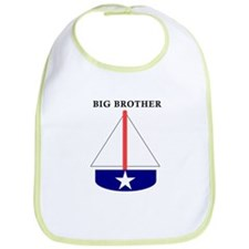 Big Brother Sailboat Bib