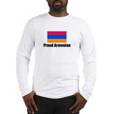 Proud Armenian Long Sleeve T-Shirt