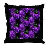 Cute Trisha's treasures Throw Pillow