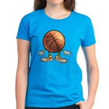 Funny Basketball Tee
