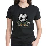 Cute  soccer player Tee