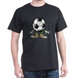 Unique Soccer players T-Shirt