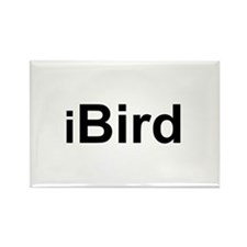 iBird Rectangle Magnet (100 pack)