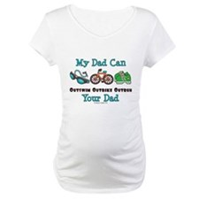 Dad Triathlete Triathlon Shirt