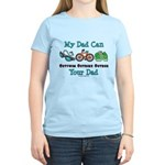 Dad Triathlete Triathlon Women's Light T-Shirt