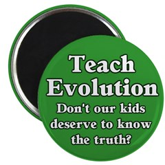 Teach Evolution Magnet