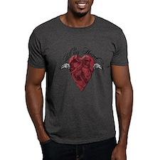 """""""All My Heart"""" T-Shirt"""