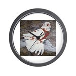 Pageant Champion Pigeon Wall Clock