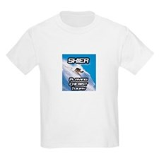 """""""Skier Playing Chemist Today"""" T-Shirt"""