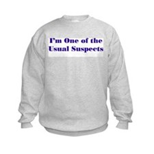 Usual Suspects 2 Sweatshirt