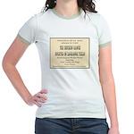 Chicken Ranch Brothel Jr. Ringer T-Shirt