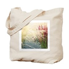 Mexican Feather Grass Tote Bag