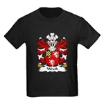 Wroth Family Crest Kids Dark T-Shirt
