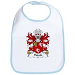 Wroth Family Crest Bib
