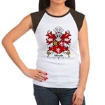 Wroth Family Crest Women's Cap Sleeve T-Shirt