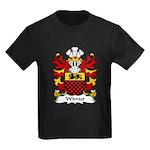 Wirriot Family Crest Kids Dark T-Shirt