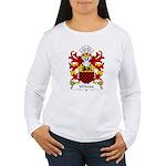 Wirriot Family Crest Women's Long Sleeve T-Shirt