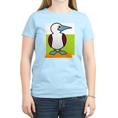 Blue Footed Booby Women's Light T-Shirt