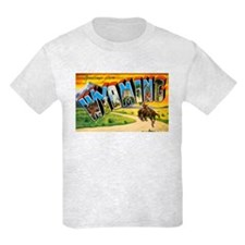 Wyoming Greetings T-Shirt