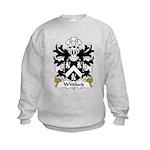 Whitlock  Family Crest Kids Sweatshirt