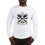 Whitlock  Family Crest Long Sleeve T-Shirt