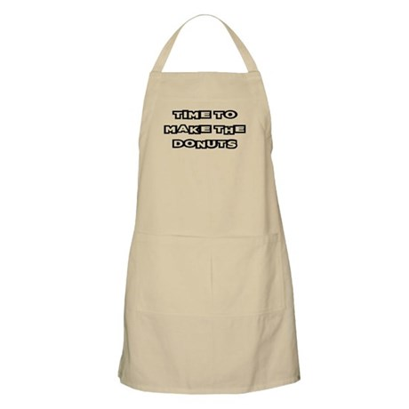 Make The Donuts Apron