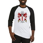Walby Family Crest Baseball Jersey