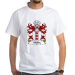 Walby Family Crest White T-Shirt