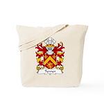 Tywyn Family Crest Tote Bag