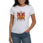 Tywyn Family Crest Women's T-Shirt