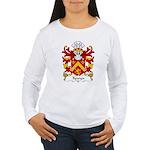 Tywyn Family Crest Women's Long Sleeve T-Shirt