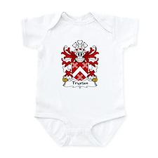 Trystan Family Crest Infant Bodysuit