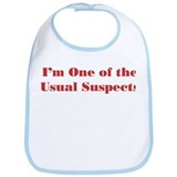 Usual Suspects 2 Bib