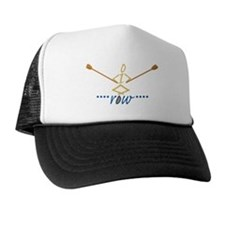 Rowing Trucker Hat