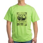 Birdcage Theater Green T-Shirt