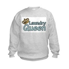 Laundry Queen Sweatshirt