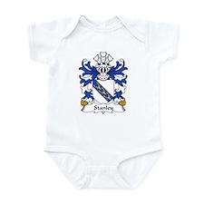 Stanley Family Crest  Infant Bodysuit