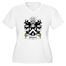 Spencer Family Crest T-Shirt