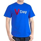 Bloody V Day T-Shirt