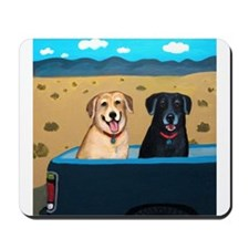 TRAVELING LABS Mousepad