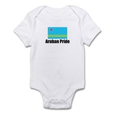 Aruban Pride Infant Bodysuit