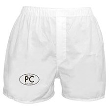 Potter County Gods Country Boxer Shorts