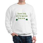 Irish In Me Sweatshirt