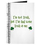 Irish In Me Journal