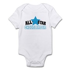 All-Star Cheerleader Onesie